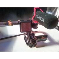 Продам Видеокамеру Sony HDR-CX560E + доп комплектация