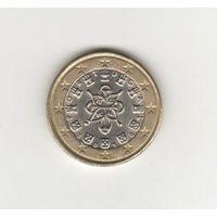 1 евро Португалия 2010 Лот 7017