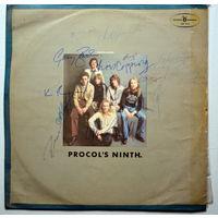 Пластинка-винил Procol's ninth. Procol harum. VG