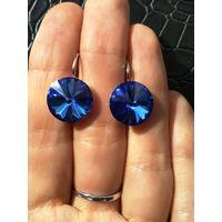 Комплект Swarovski Sapphire