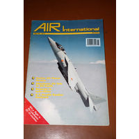 Авиационный журнал AIR INTERNATIONAL номер 6-1993