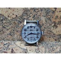 Часы ЗИМ,редкий циферблат,состояние.Старт с рубля.