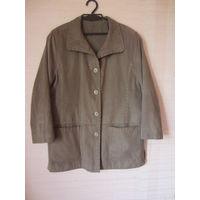 Куртка пиджак на осень-весну
