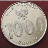 5835:  1000 рупий 2010 Индонезия