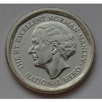 Ямайка 5 долларов, 2014 г.