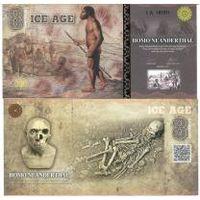 Ледниковый период - 8 Айс долларов 2015 UNC   распродажа