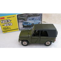 УАЗ-469 А34, СССР, 1:43
