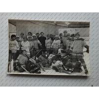 Хоккей клуб Юность Минск  размер 15х23 5см