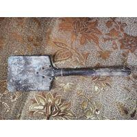 Старинная немецкая саперная лопатка 1915,1916гг.