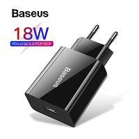 Зарядное устройство BASEUS. Quick Charge 3.0. 18 Вт