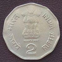 2 рупии 2001 ИНДИЯ