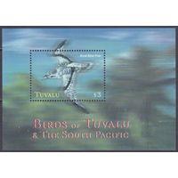 2000 Тувалу 987 / B82 Птицы