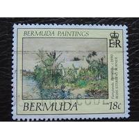 Бермудские острова 1990 г.