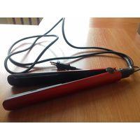 Плойка-выпрямитель для волос Rowenta (Красная)