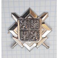 Кокарда Чехия. Вооруженные силы