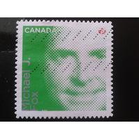 Канада 2012 певец
