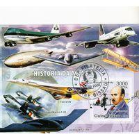 Гвинея-Биссау.История авиации.2006