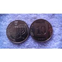 Израиль 10 агарот-состояние!  распродажа