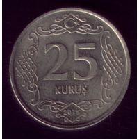25 куруш 2015 год Турция