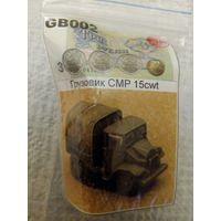 3,62 GB002 Грузовик CMP 15cwt Масштаб 1:100