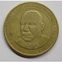 Занзибар 200 шиллингов 2008 г