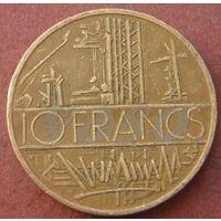 6173:  10 франков 1980 Франция