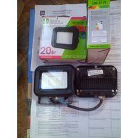 Прожектор светодиодный СДО-07-20 идеальное освещение усадьбы,дачи,котеджа