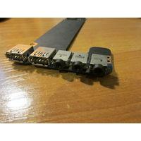Dell M11X R3 USB AUDIO USB модуль LS-6962P