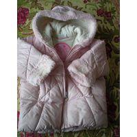Куртка для девочки Next р. 86