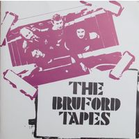Bruford - The Bruford Tapes (1979, Audio CD)