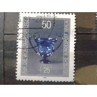 Берлин 1986 кубок 1 век Михель-1,5 евро гаш