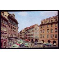 1975 год Чехословакия Малоостранская площадь