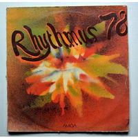 Пластинка-винил Rhythmus 78. VG