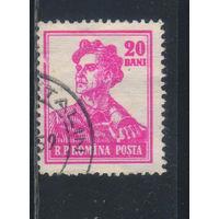 Румыния НР 1955 Профессии Шахтер Стандарт #1503