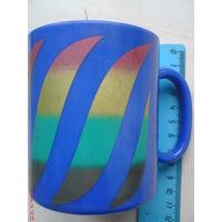 Чашка синяя