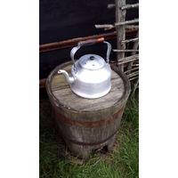 Винтажный большой чайник ссср-5 лит