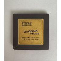 Ретро-процессор IBM 6x86MX PR233