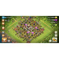 Аккаунт clash of clans TX11 full