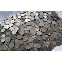 1,9 кг. Монеты СССР