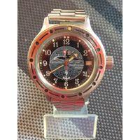 Часы Восток Амфибия Капитан подводной лодки автоподзавод