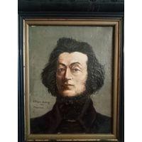 Адам Мицкевич портрет