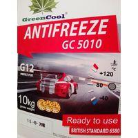 Антифриз GreenCool 5-10 кг