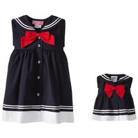 Супер платье размер 5 лет + платье для куклы