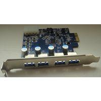 USB 3.0 Контроллер star-upcie201-v1.0