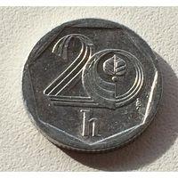 20 геллеров 2001