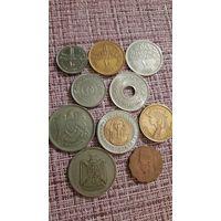 Египет 10 монет