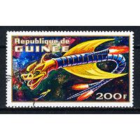 1972 Гвинея. Воображаемые космические существа