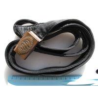 Ремень кожаный (длина 160 см, ширина 25 мм)