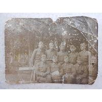 Фотография радисты РККА 1937 г. Харьков