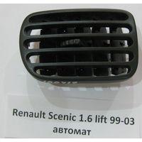 100417 Renault Scenic дефлектор правый левый